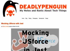 blog.deadlypenguin.com