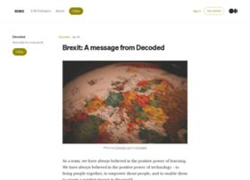 blog.decoded.com