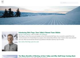 blog.deervalley.com