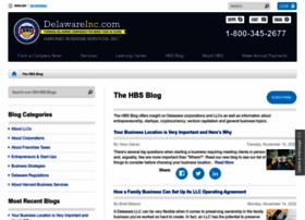 blog.delawareinc.com