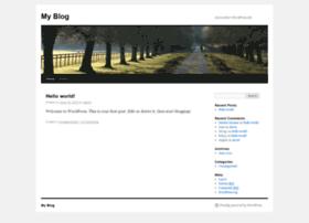 blog.demonstration.ws