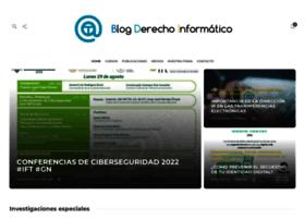 blog.derecho-informatico.org