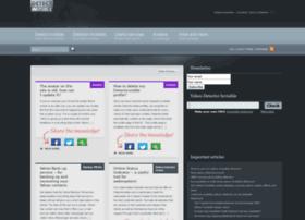 blog.detectinvisible.com