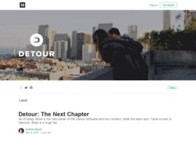 blog.detour.com