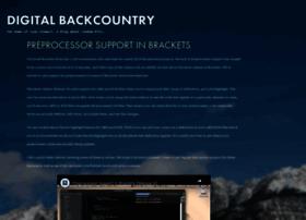 blog.digitalbackcountry.com