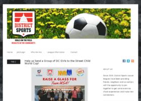 blog.districtsports.org