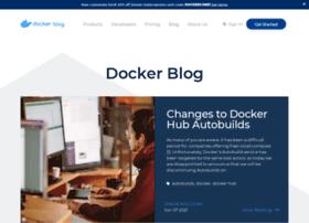 blog.docker.io