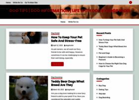 blog.dogshostel.com