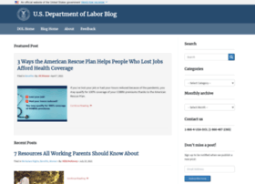 blog.dol.gov