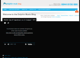 blog.dolphinmusic.co.uk