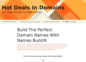 blog.domainshotdeals.com