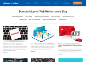 blog.dotcom-monitor.com