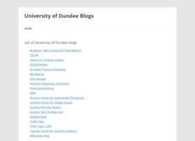blog.dundee.ac.uk