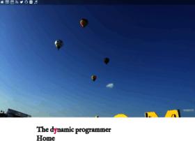 blog.dynamicprogrammer.com