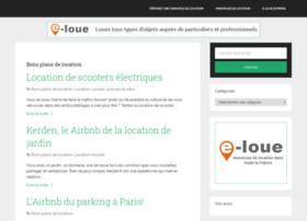 blog.e-loue.com