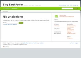 blog.earthpower.pl