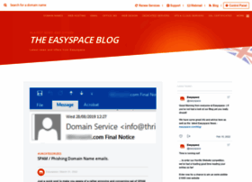 blog.easyspace.com