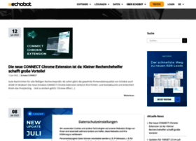 blog.echobot.de