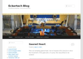 blog.eckertech.com