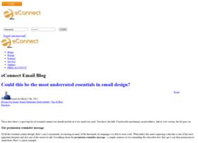 blog.econnectemail.com