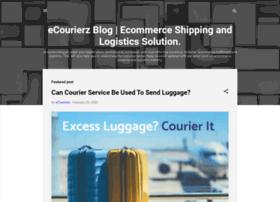 blog.ecourierz.com