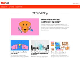 blog.ed.ted.com