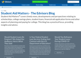 blog.edvisors.com