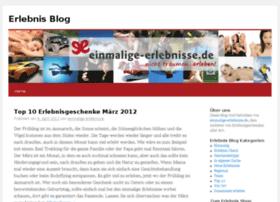 blog.einmalige-erlebnisse.de