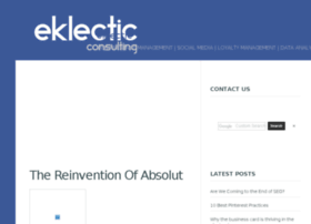 blog.eklectic.in