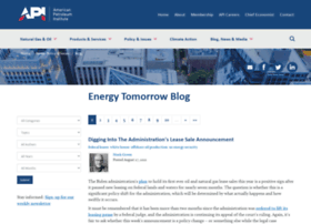 blog.energytomorrow.org