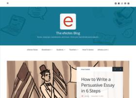 blog.enotes.com