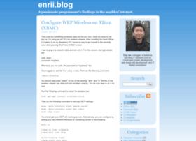 blog.enrii.com