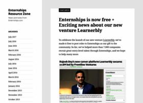 blog.enternships.com