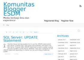 blog.esdm.go.id