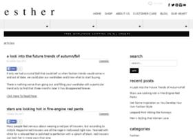 blog.esther.com.au