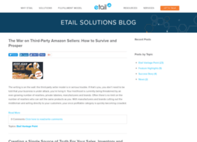 blog.etailsolutions.com