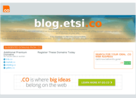 blog.etsi.co