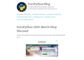 blog.europython.eu