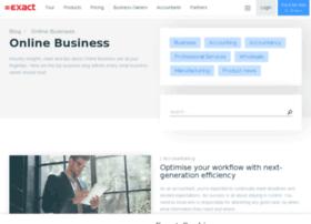 blog.exactonline.co.uk