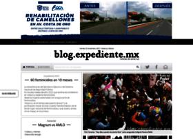 blog.expediente.mx