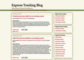 blog.expresstracking.org