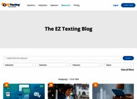 blog.eztexting.com