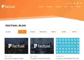blog.factual.com