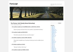 blog.famleigh.com