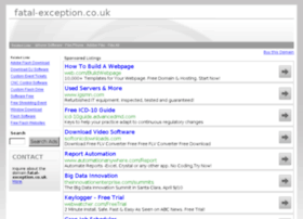blog.fatal-exception.co.uk