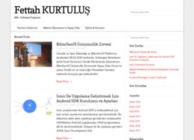 blog.fettahkurtulus.com