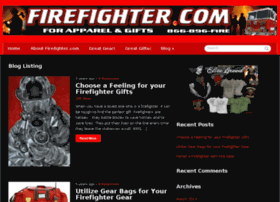 blog.firefighter.com