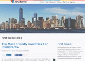blog.firstremit.com