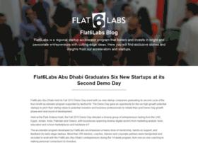 blog.flat6labs.com
