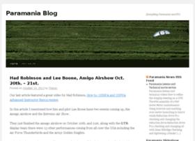 blog.flyparamania.com